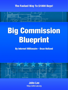 Big Commission Blueprint